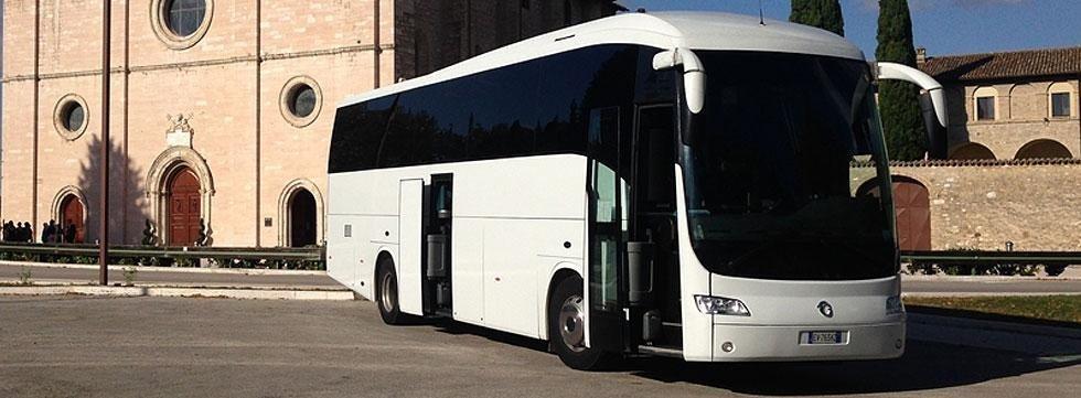 Noleggio autobus a Perugia - Rinalducci Bus