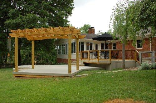 deck builder Winston Salem, NC