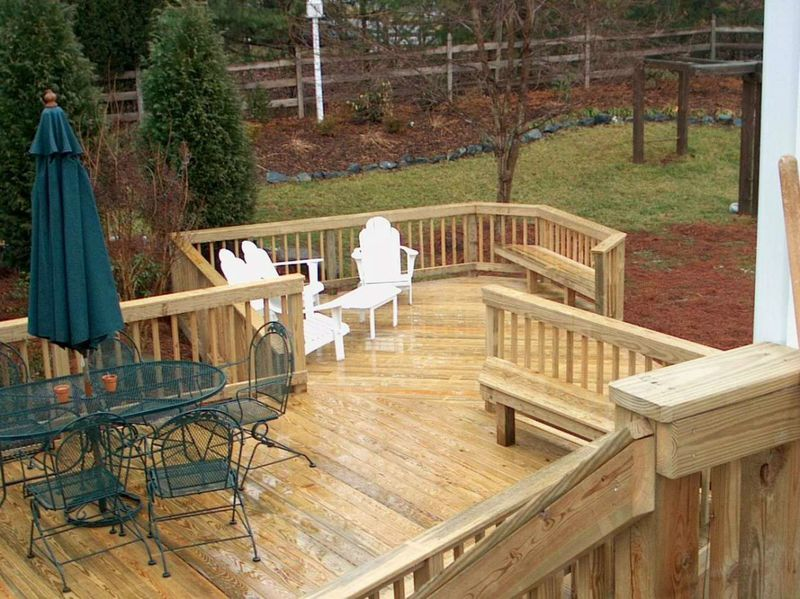 deck builder Winston Salem, NC