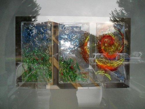 vetro fusione