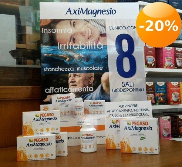 Axi Magnesio Pegaso - Sconto del 20%
