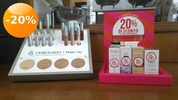 Cosmetici L'Erbolario - Sconto del 20%