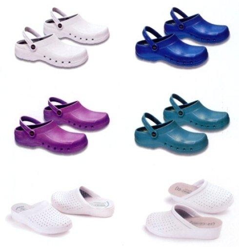 calzature per settore medicale
