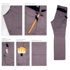 abbigliamento industriale - dettaglio