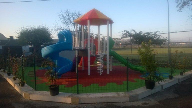 Area giochi per bambini ristorante bergamo