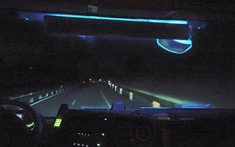 trasporto notturno