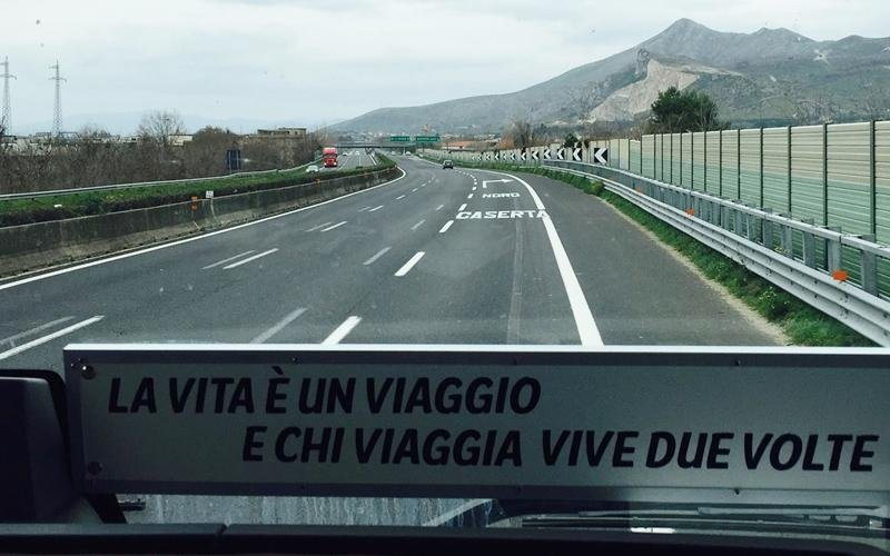 trasporti su strada mazara del vallo