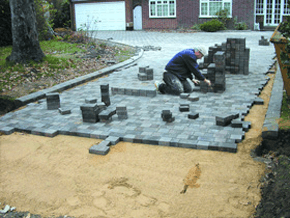 Driveways - Purley-on-Thames, Reading - James Fletcher Driveways - Paved Driveway