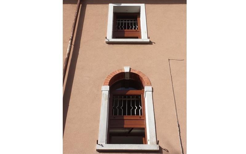 Grate per finestre in ferro