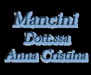 Mancini Dott.ssa Anna Cristina