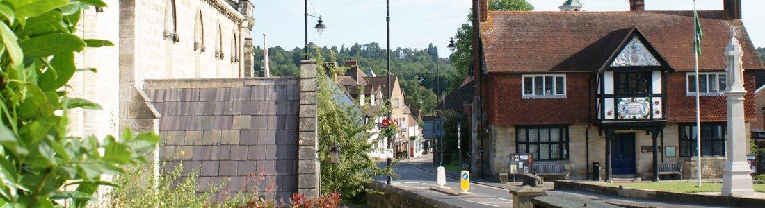 forest row village