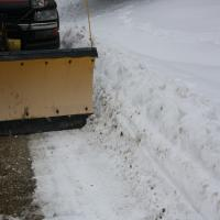 Snow removal in Cincinnati, OH