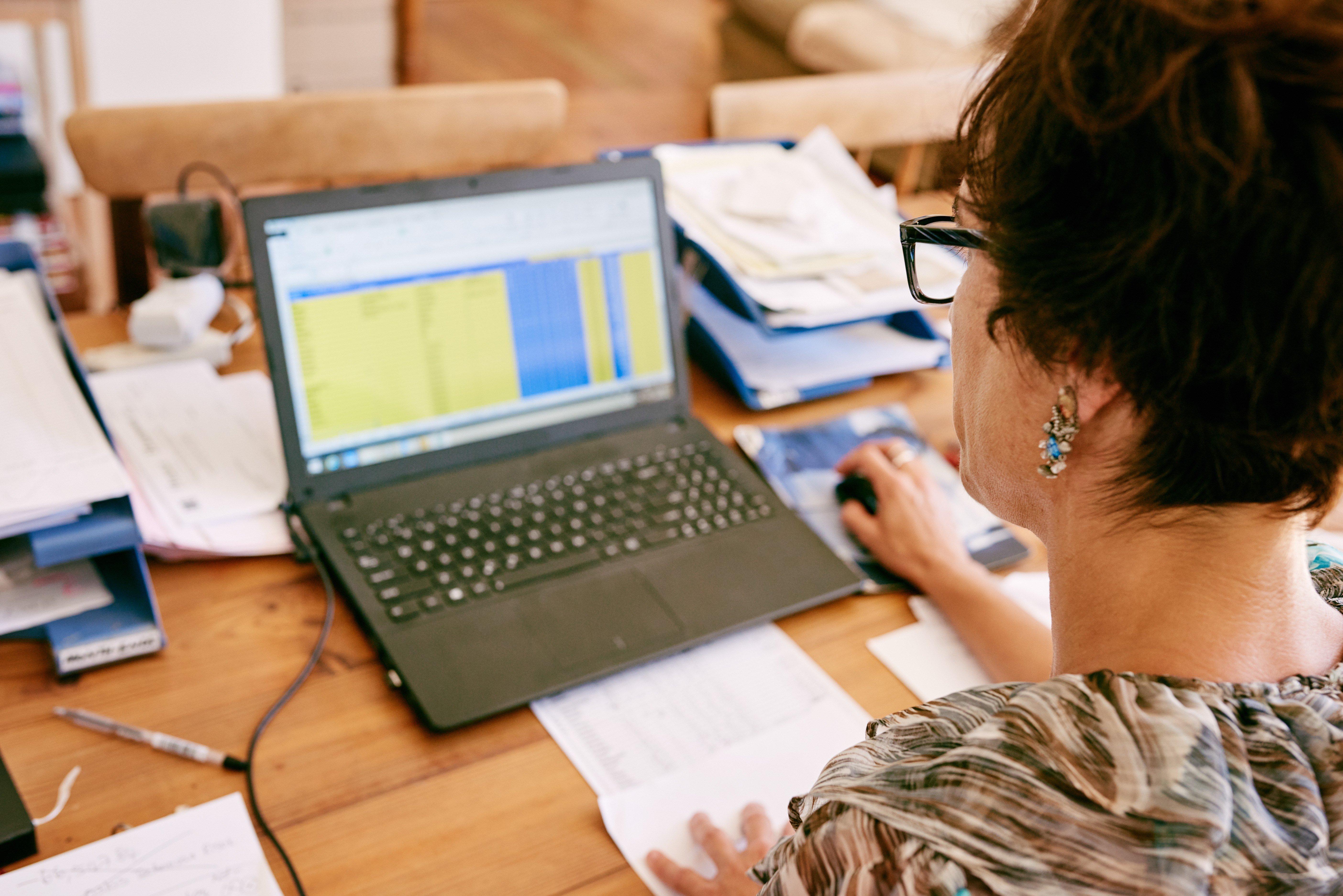 MagiKats Principal working at home