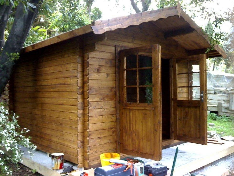 In legno stunning pavimenti in legno esterni with in - Cabine in legno ...