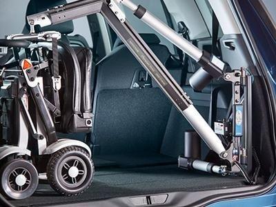 wheelchair loading