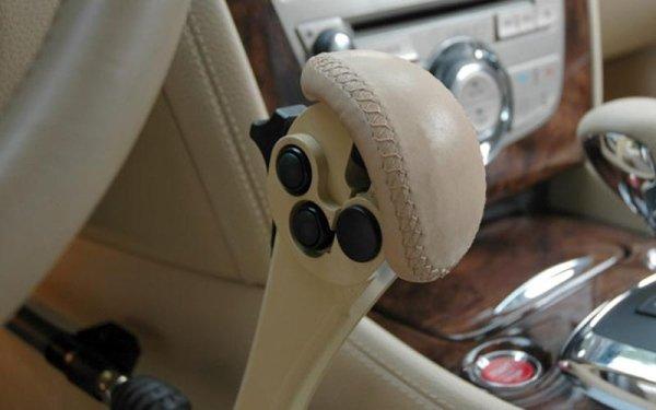 hand-push brakes