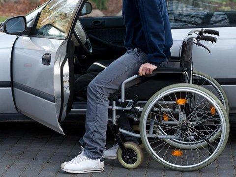 guida disabili