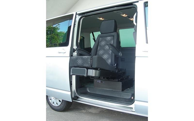 Rotating seat