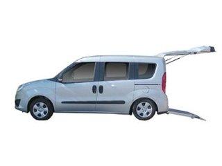 Opel Combo piso rebajado