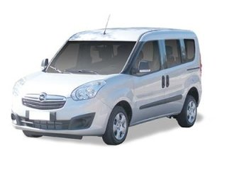Opel Combo disability
