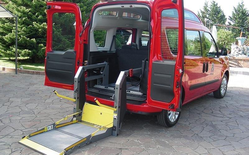 Wheelchair movement