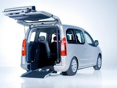 Citroën Berlingo discapacitados