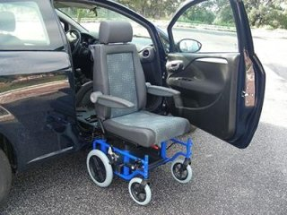 disabled seat