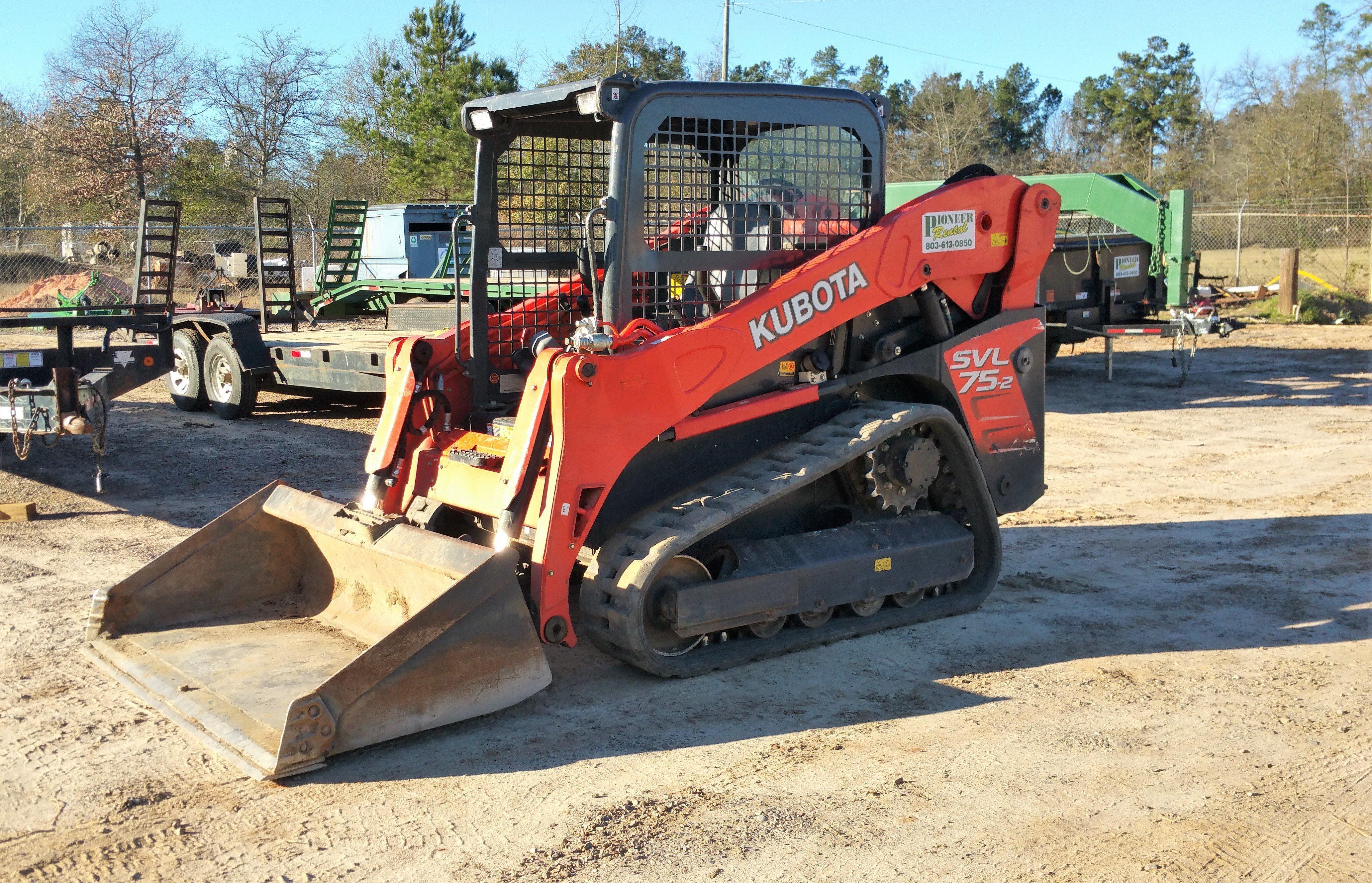 Tractor Rental North Augusta, SC