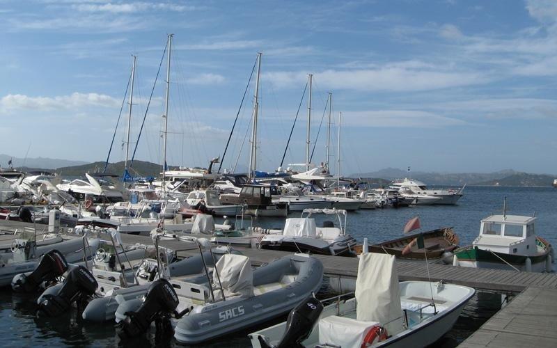 isola la maddalena porti