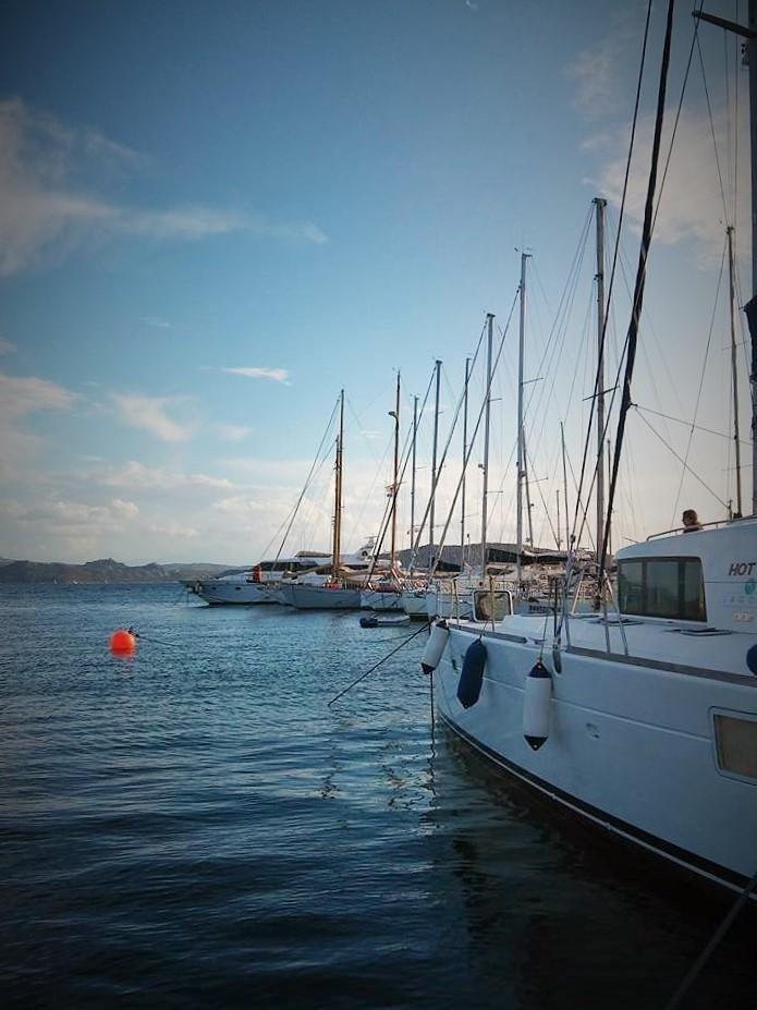 sail boats Marina del Ponte