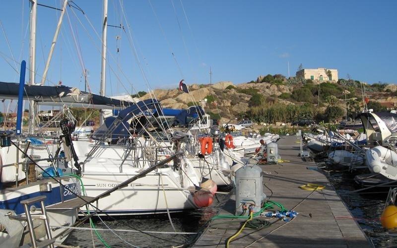 nautical services la maddalena