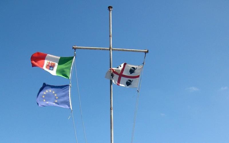 marina del ponte Maddalena archipelago