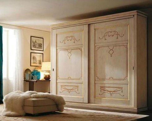 armadio decorato, armadio, armadio su misura