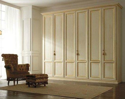 armadio ad ante, mobili stile classico, mobili in legno