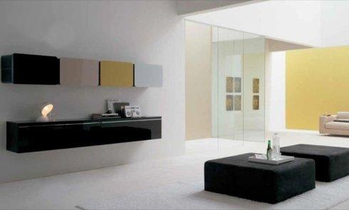 Arredo di design, interior design, salone