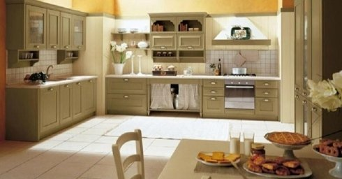 Cucina, arredo cucina, soluzioni per l'arredo