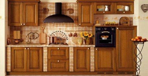 Dettaglio cucina, cucina, cucina in legno