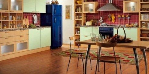 Tavolo da cucina, cucina, cucina in legno