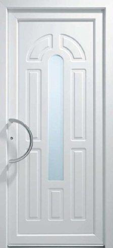 Porta bianca, porta per interno, porta in legno