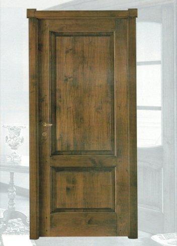 Porta in legno massello, porta, portoncino, arte povera