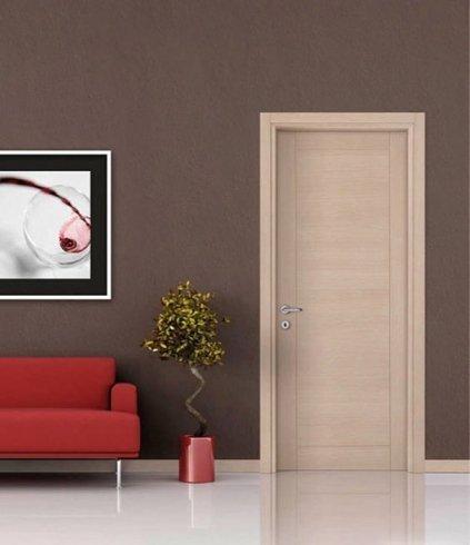Porta per salotto, porta, porta per interni, rovere sbiancati, rovere