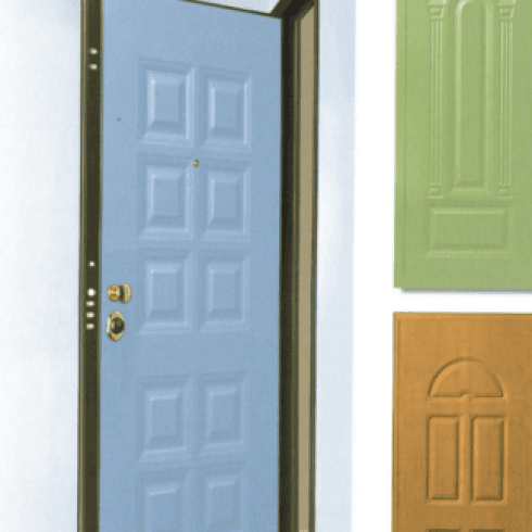 Porte colorate, porte, porte blindate