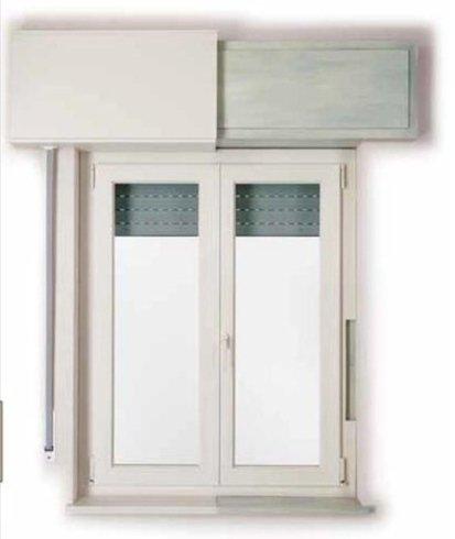 finestra bianca, finestra in pvc, infissi in alluminio