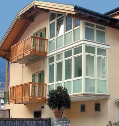 verande, infissi per case, finestre in legno