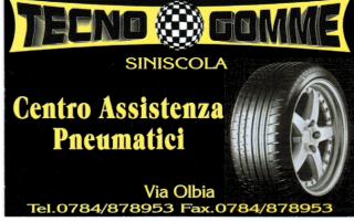 gommista Siniscola