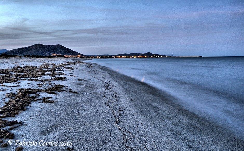 La Caletta Beach