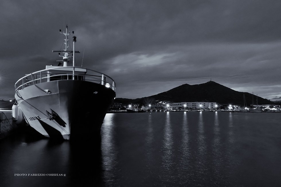 port of La Caletta