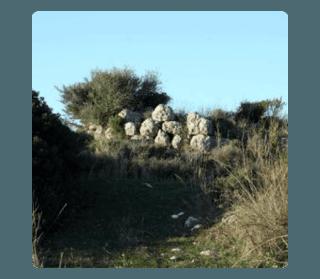 Nuraghi in Siniscola