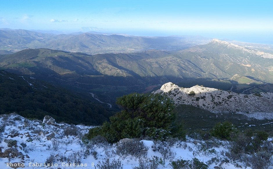 Monte Albo Siniscola