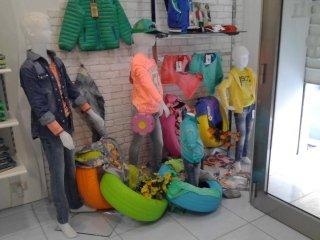 childen's clothing Siniscola
